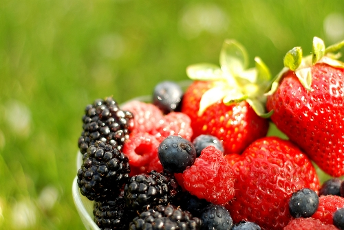 Healthy Berries