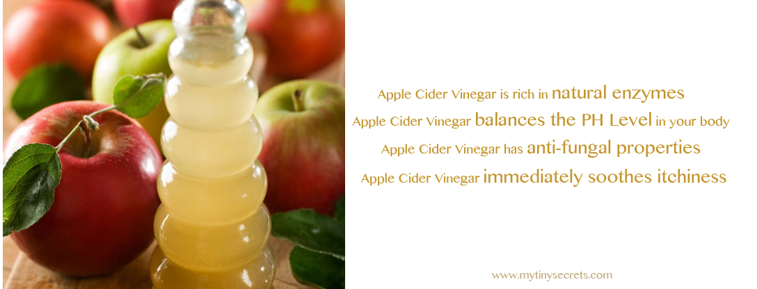 Apple Cider Vinegar against Vaginal Infection