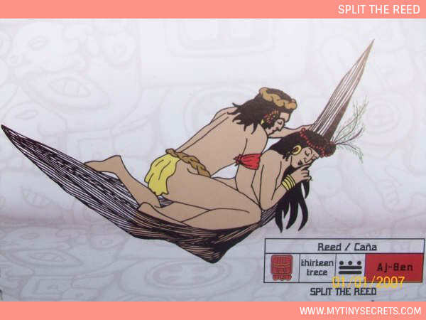 The Mayan Sex Position