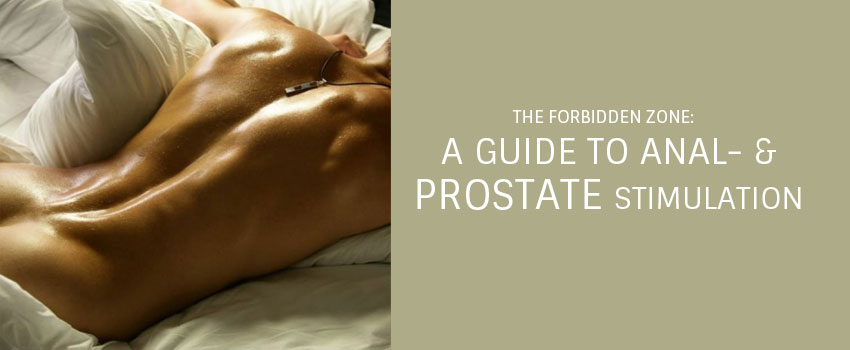 Prostate Massage and Stimulation