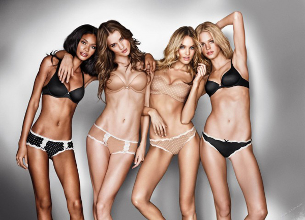 Skinny Supermodels