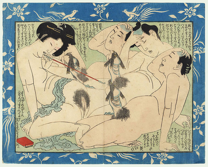 Shunga Japanese Art