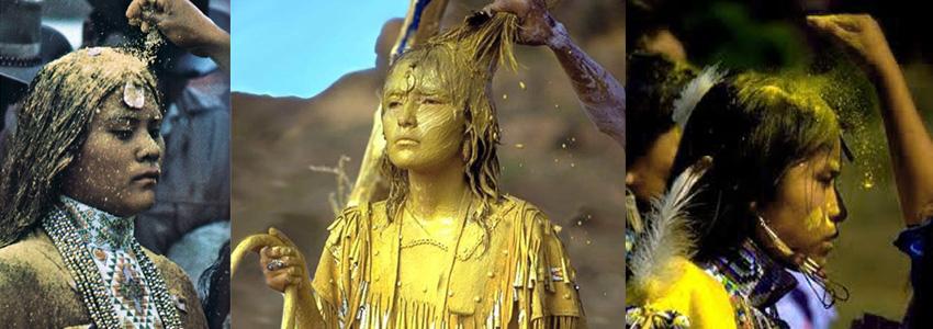 Apache Woman Sunrise Ceremony