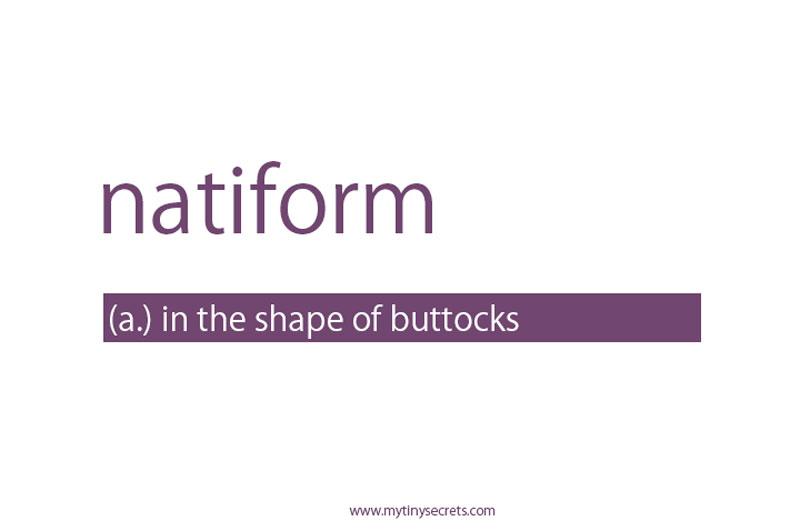 natiform