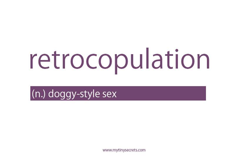 retrocopulation