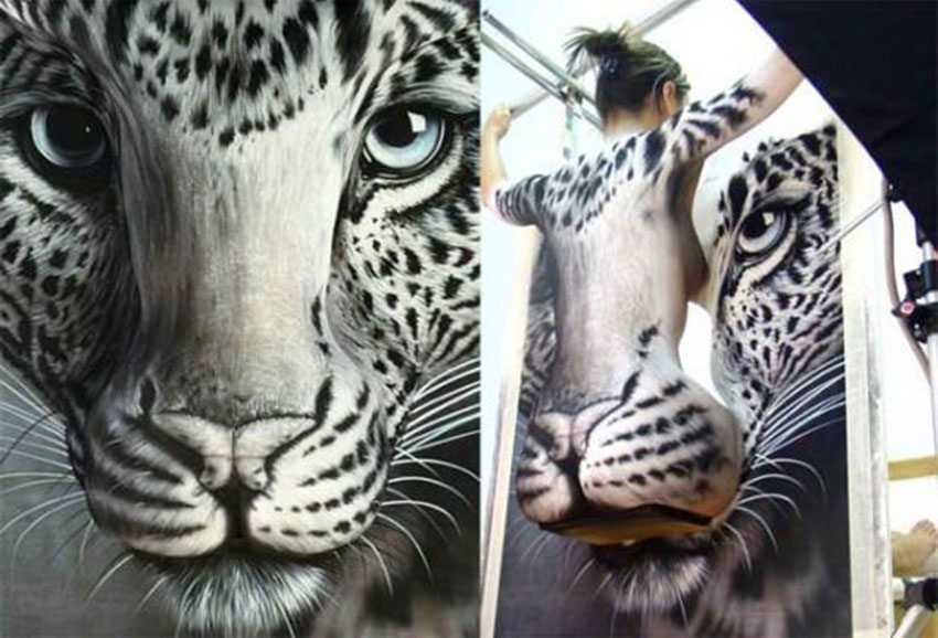 Craig-Tracy-body-painting6-550x375