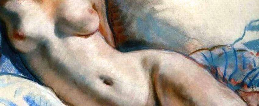 Her-belly-button-Zinaida-Serebriakova