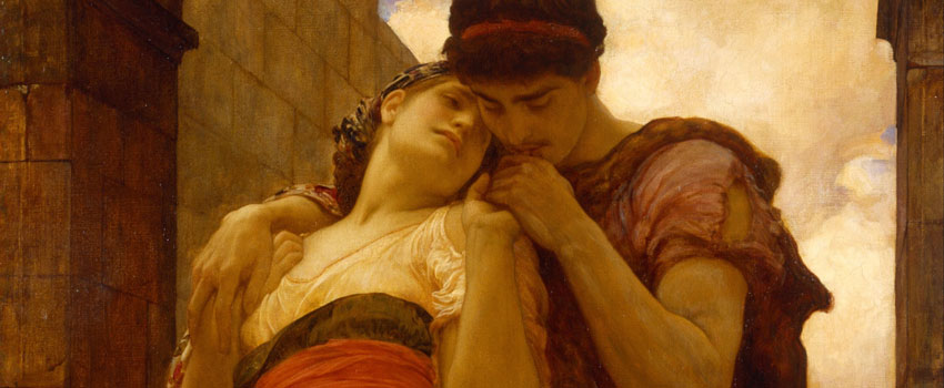 Eye-Gazing-Frederic_Leighton-Wedded