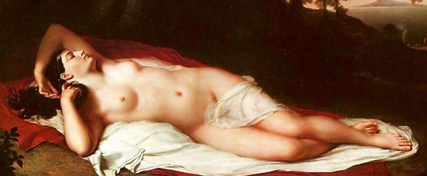 period-pride-menstruation-John-Vanderlyn,-Adriadne-Asleep